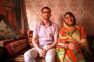 Rachid et Fatima Tabaamrant