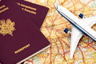 Passeport français YanAnga